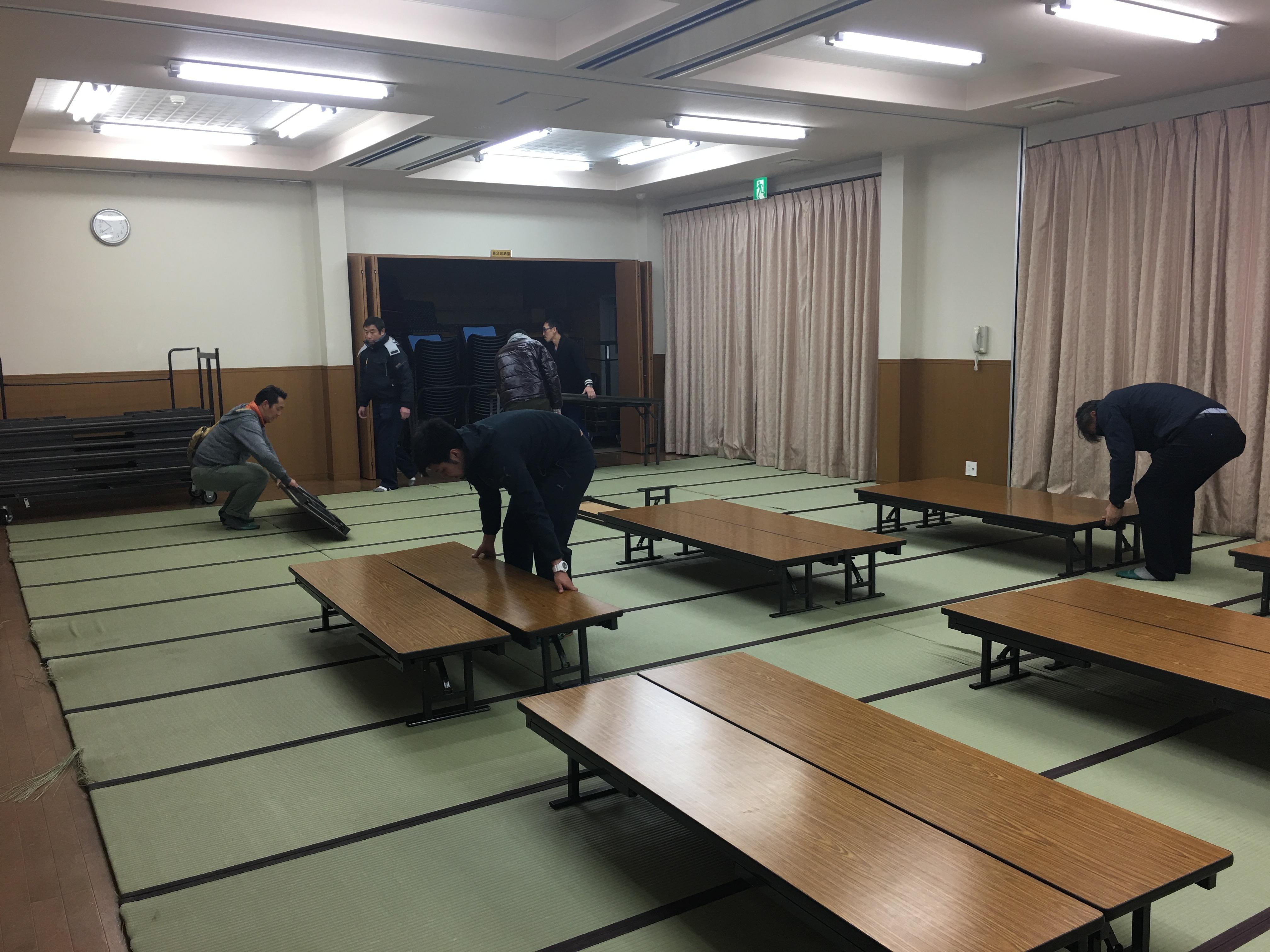 平成29年 ひ組発会式へのご出席お待ちしております